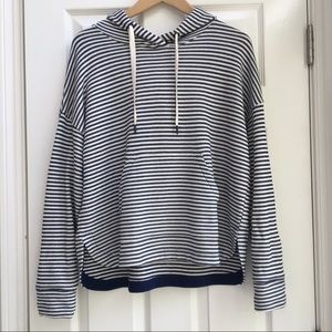 Target (A New Day) Stripe Hoodie - S
